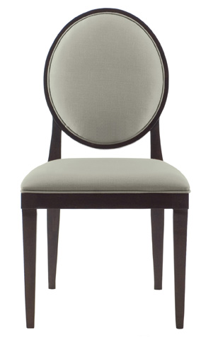 Image of Haven Upholstered Dining Side Chair