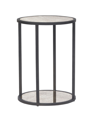 Bernhardt - Murano Round Lamp Table - 424-125