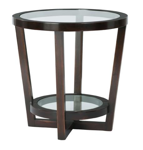 Bernhardt - Zola Round End Table - 507-123