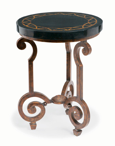 Bernhardt - Connery Chairside Table - 556-122