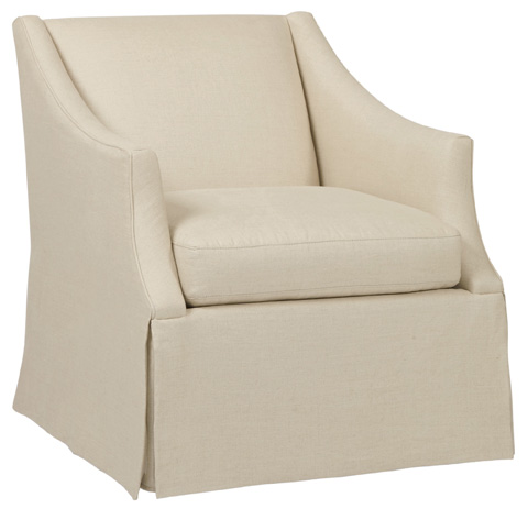 Bernhardt - Clayton Swivel Chair - B1741S