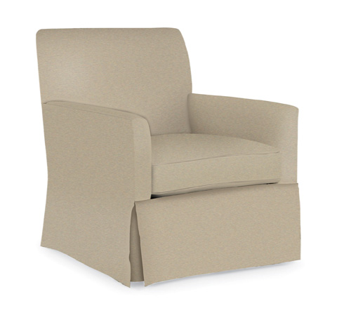 Bernhardt - Arielle Swivel Chair - B1912S