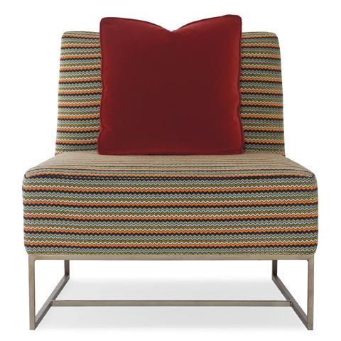 Bernhardt - Toby Armless Chair - N3010L