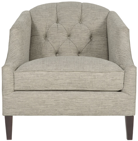 Bernhardt - Diane Tufted Back Chair - N9082L