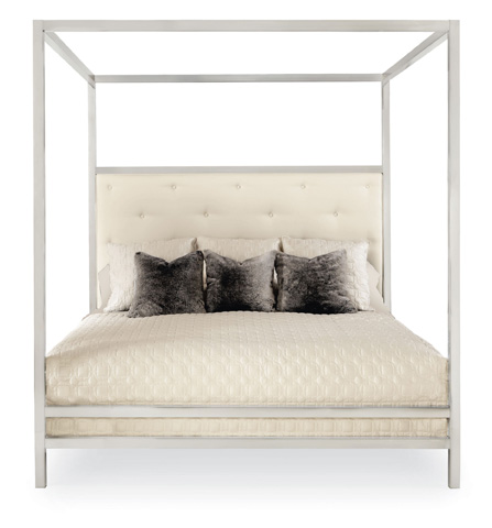 Bernhardt - Landon King Metal Poster Bed - 336-H89/F89/R89