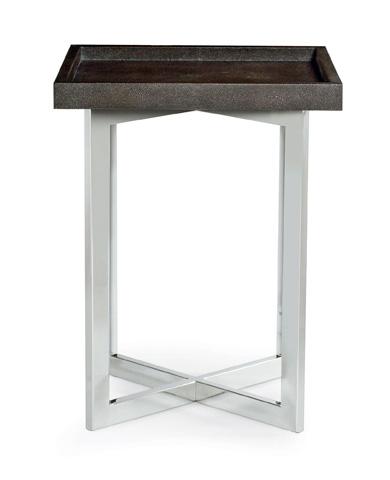 Bernhardt - Stratton Metal Chairside Table - 336-106/336-106T
