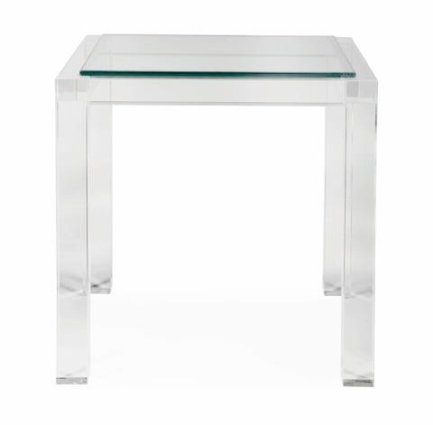 Bernhardt - Moderne Square End Table - 340-018