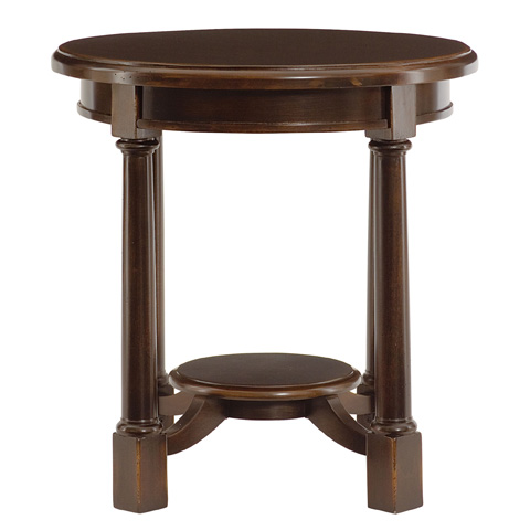 Bernhardt - Pacific Canyon Round Side Table - 349-123