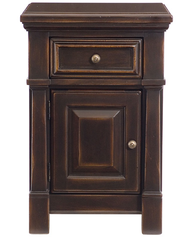 Bernhardt - Pacific Canyon Bedside Chest - 349-212