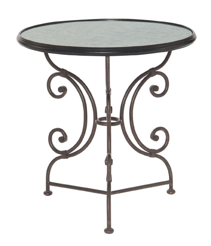Image of Auberge Round Chairside Table