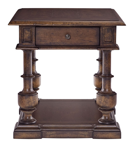 Bernhardt - Eaton Square End Table - 352-122