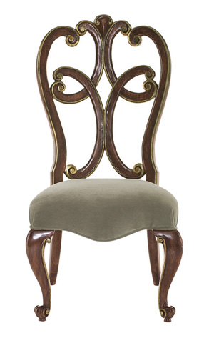 Image of Villa Medici Side Chair