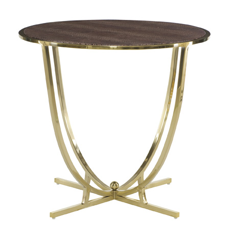 Image of Jet Set Round End Table