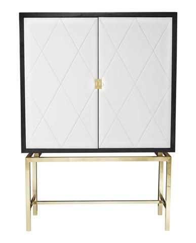 Bernhardt - Jet Set Bar Cabinet - 356-840