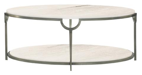 Bernhardt - Morello Oval Cocktail Table - 469-013