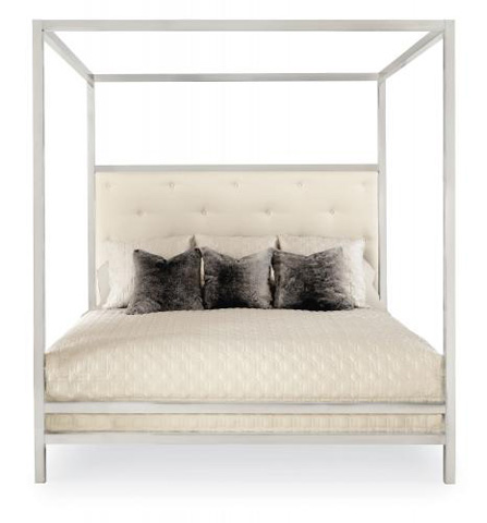 Image of Landon Metal Poster Bed