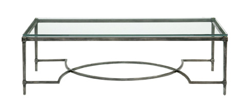 Image of Palmer Metal Cocktail Table