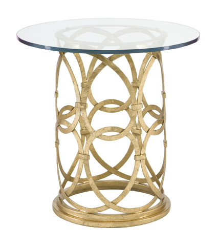 Image of Geneva Round Side Table