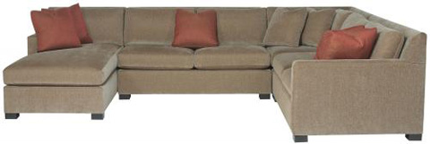 Image of Kelsey Four Piece Sectional