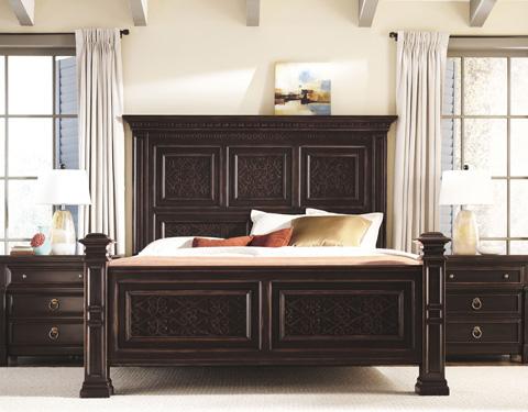 Bernhardt - Pacific Canyon Bedroom Set - 349BEDROOM