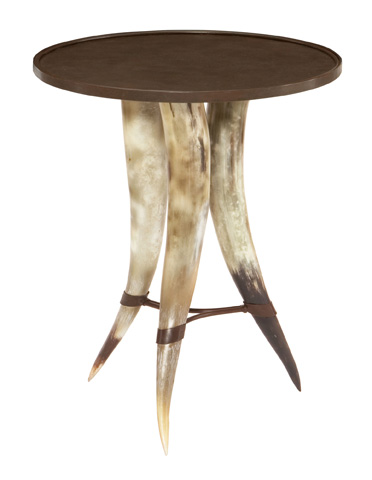 Bernhardt - Texas Horn Chairside Table - 358-104