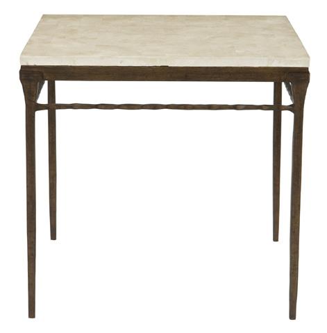 Bernhardt - Desmond Square Chairside Table - 524-111