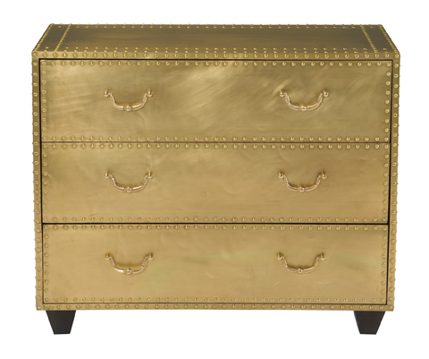 Bernhardt - Three-Drawer Chest - 353-113