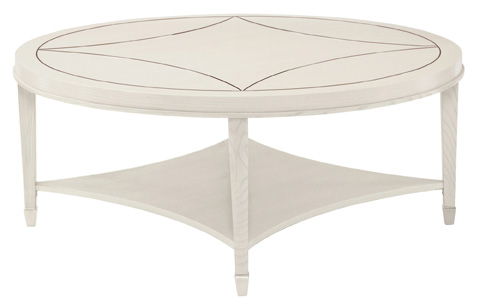 Bernhardt - Round Cocktail Table - 363-015W