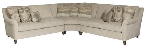 Bernhardt - Sherman Sectional Sofa - B1942, B1960, B1941