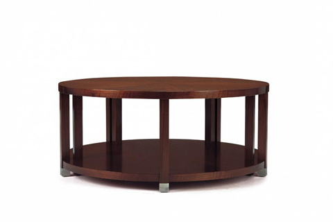 Image of Atelier Round Cocktail Table