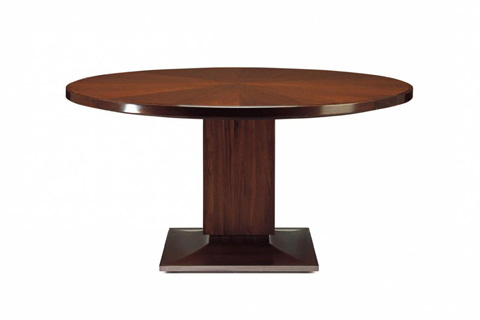 Image of Atelier Round Dining Table