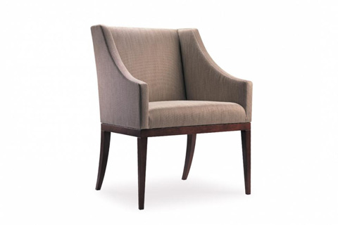 Image of Rosenau Hannah Upholstered Arm Chair
