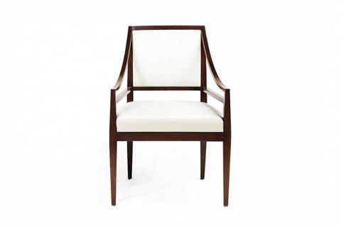 Image of Rosenau Upholstered Back Arm Chair