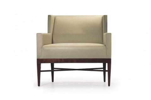 Bolier & Company - Rosenau Demi Wing Chair - 52001