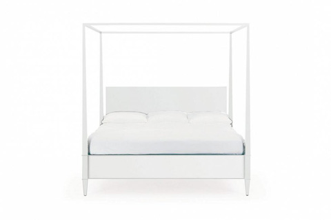 Image of Rosenau King Panel Bed with Posts