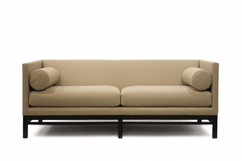 Bolier & Company - Domicile Sofa with Bolsters - 62037