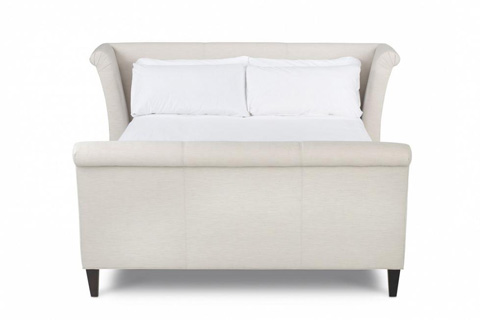 Image of Modern Luxury Upholstered Queen Bed