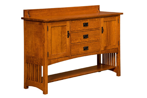 Borkholder Furniture - Bungalow Sideboard - 13-1101XXX