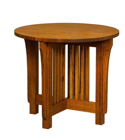 Image of Bungalow Round Accent Table