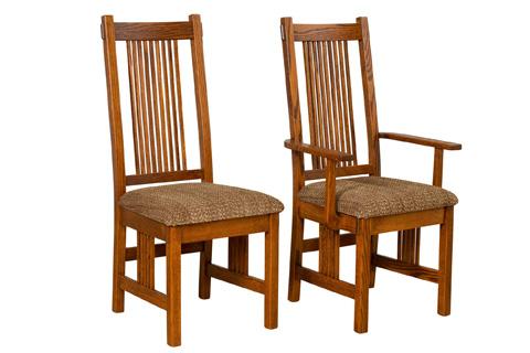 Borkholder Furniture - Bungalow Side Chair - 13-9006SCX