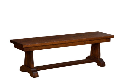 Borkholder Furniture - Burwick Bench - 14-1404STX