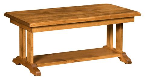 Borkholder Furniture - Burwick Coffee Table - 14-2502XXX