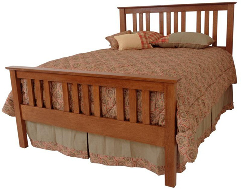 Image of Prairie Queen Bed