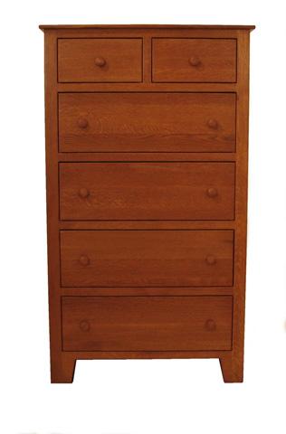 Borkholder Furniture - Allegheny Chest of Drawers - 16-1803XXX