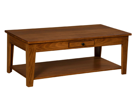 Image of Coffee Table with Drawer
