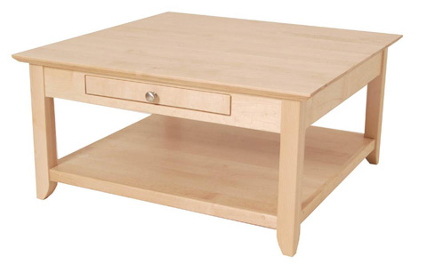 Image of Bridgeport Square Coffee Table