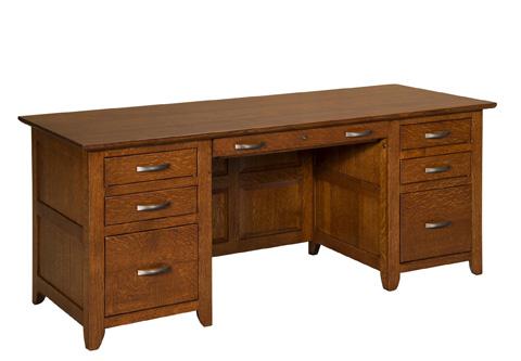 Image of Austin's Office Double Desk