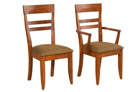 Borkholder Furniture - Century Side Chair - 16-9008SCX