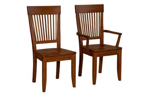Borkholder Furniture - Heartland Arm Chair - 16-9019ACX