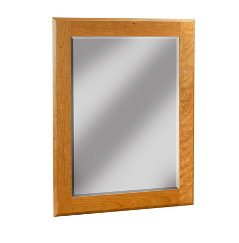 Borkholder Furniture - Fifth Ave Mirror - 19-2001XXX